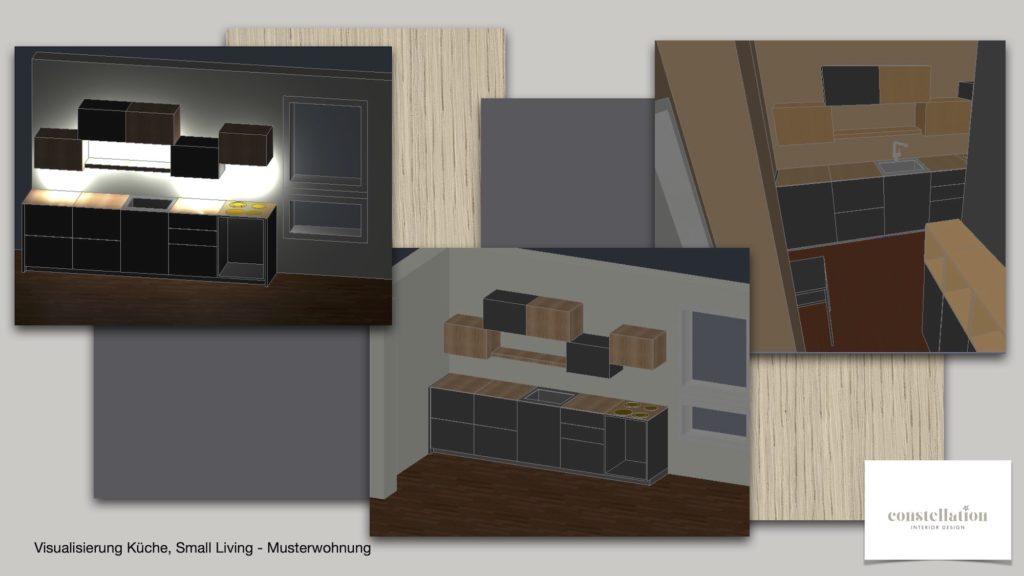 Design_Dream_Musterwohung'Küchenplanung
