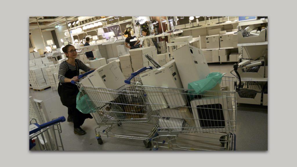 Shopping_Ikea_Einkaufsliste_Wiener_Geflecht