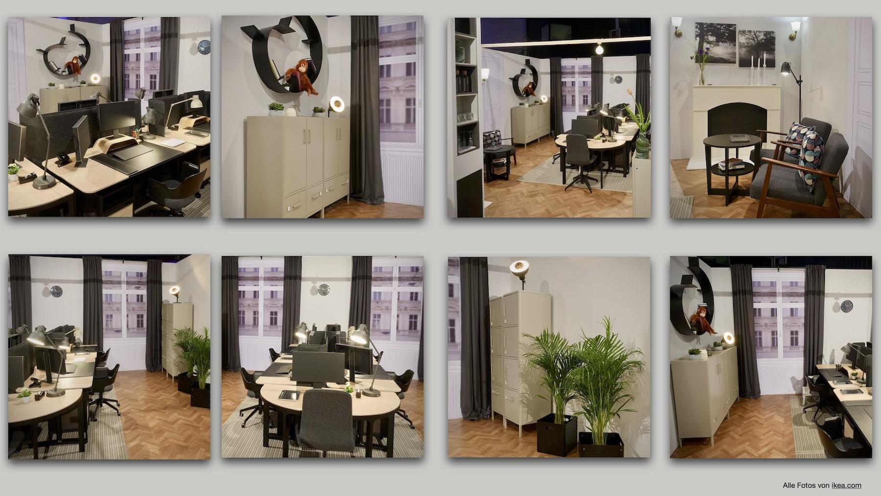 Wiener Innenstadt Büro Interior Design Michaela Wotschke